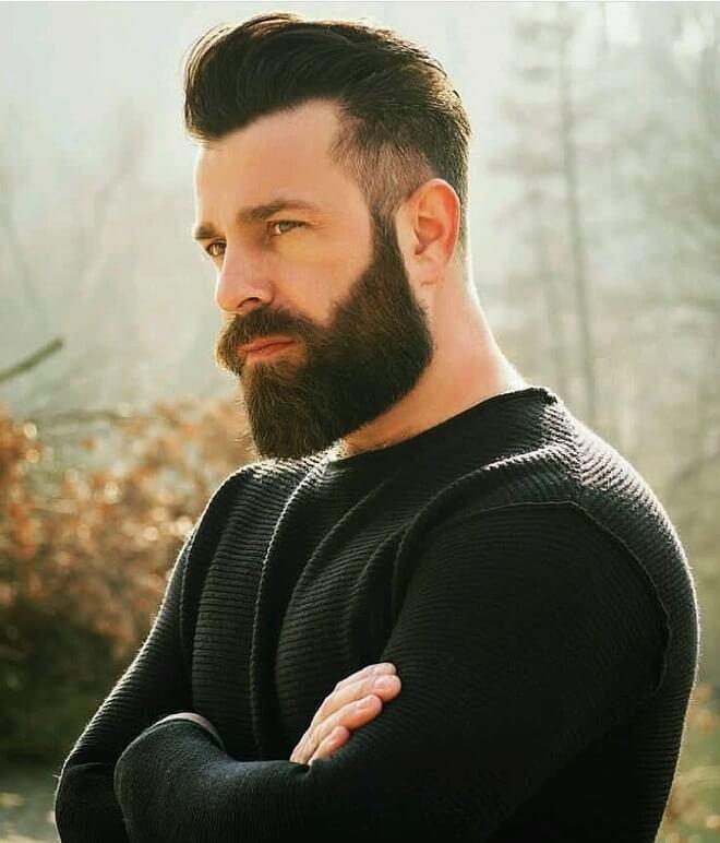 Classic Beard Style