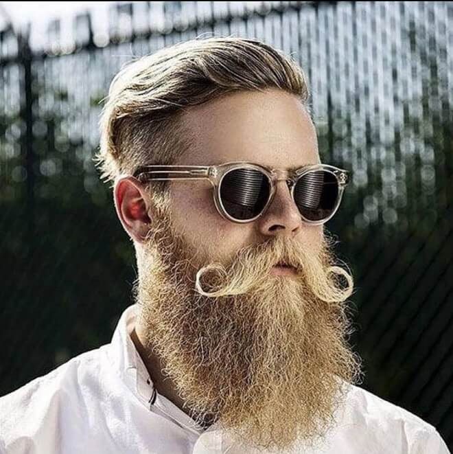 Modern Beard Style