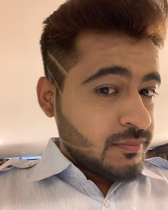 Trimmed Beard Style
