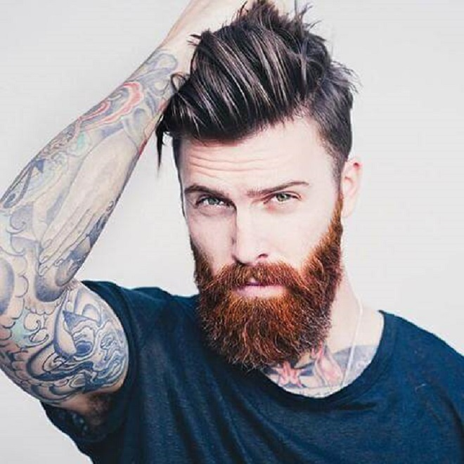 Top 30 Most Attractive Beard Styles For Men | Stylish Men's
