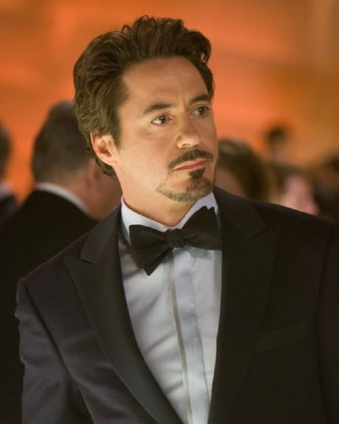 Image result for tony stark beard