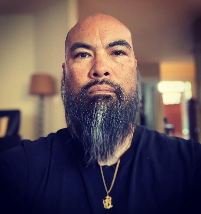 Asian American Beard