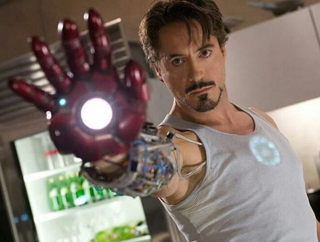 Avengers Movie Style