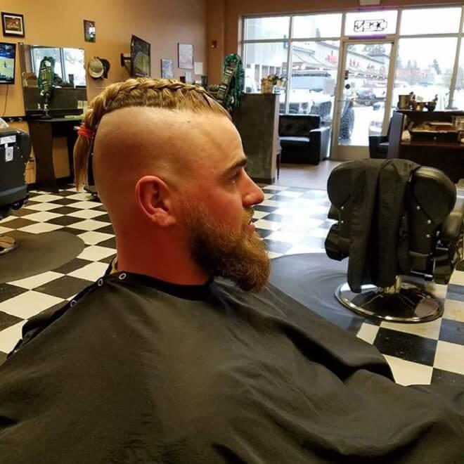 Bald Undercut