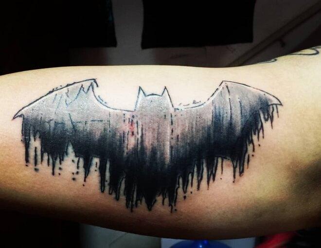 Batman Small Tattoos