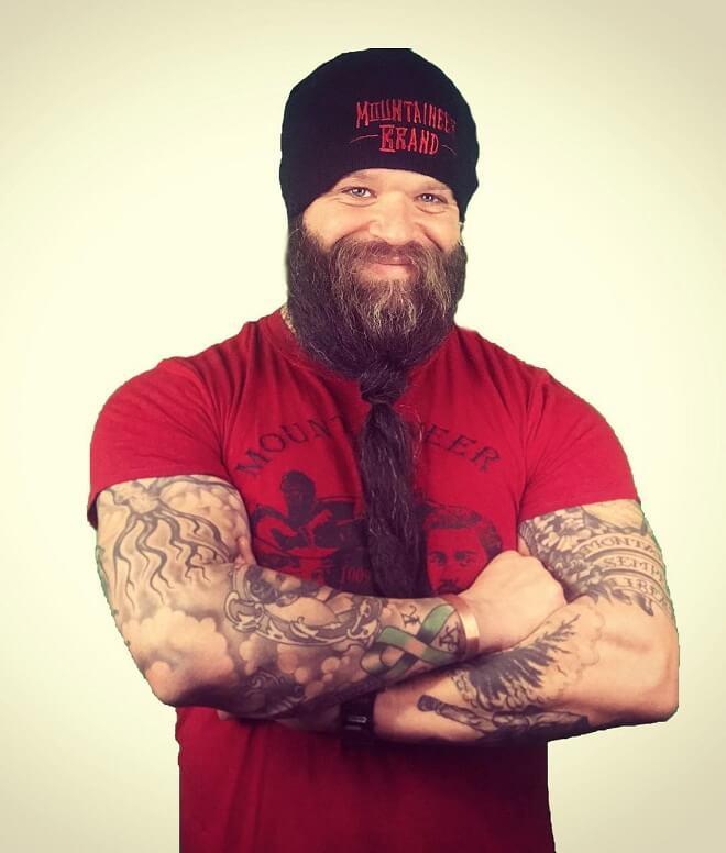 Big Beard Style