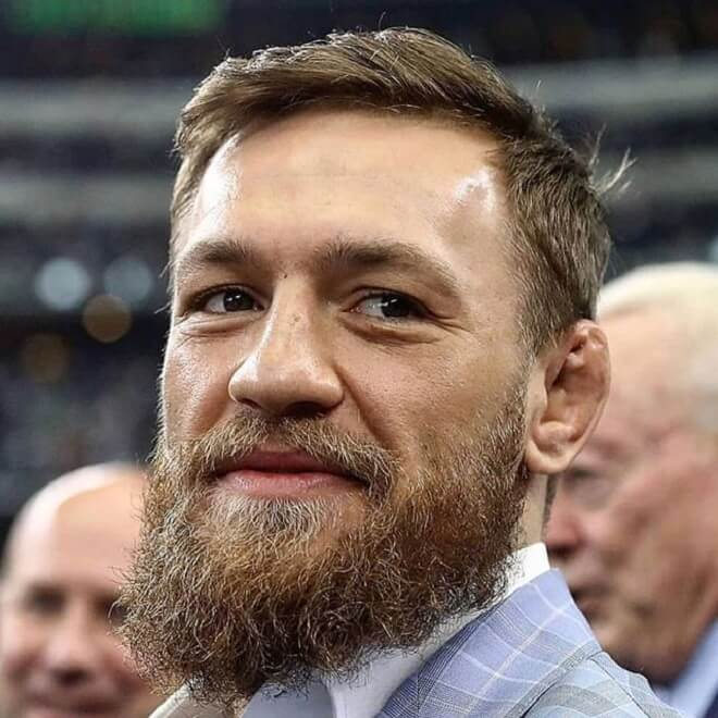 Conor Mcgregor Cool hairstyle