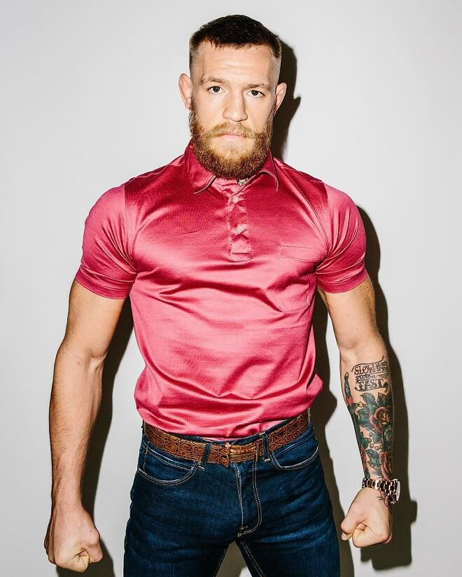 Conor Mcgregor Crew Cut Hairstyle