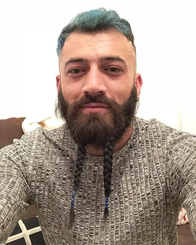 Double Braided Beard