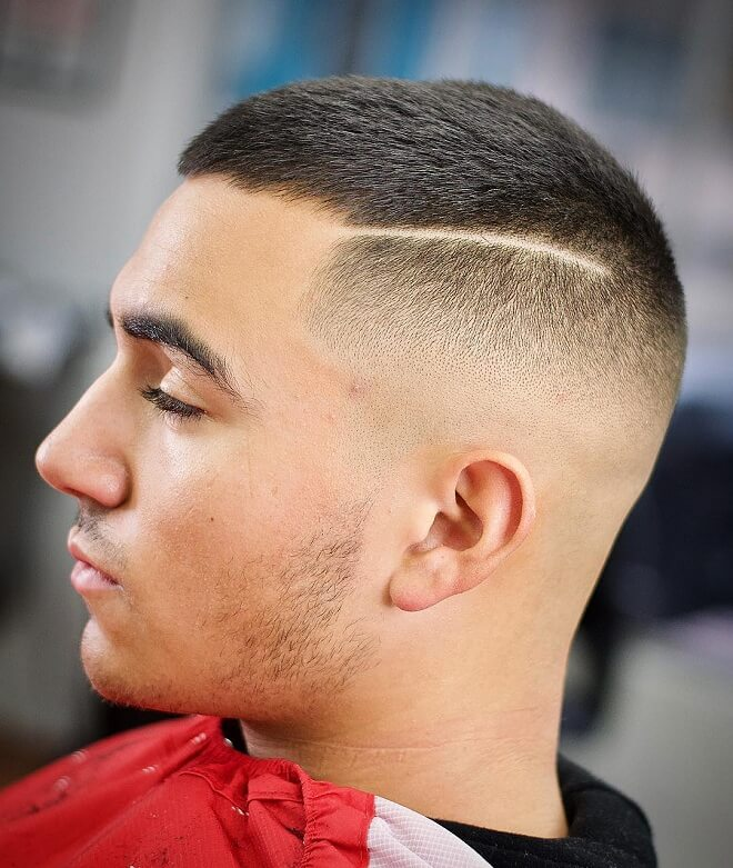 Hard Part With Clean Cut