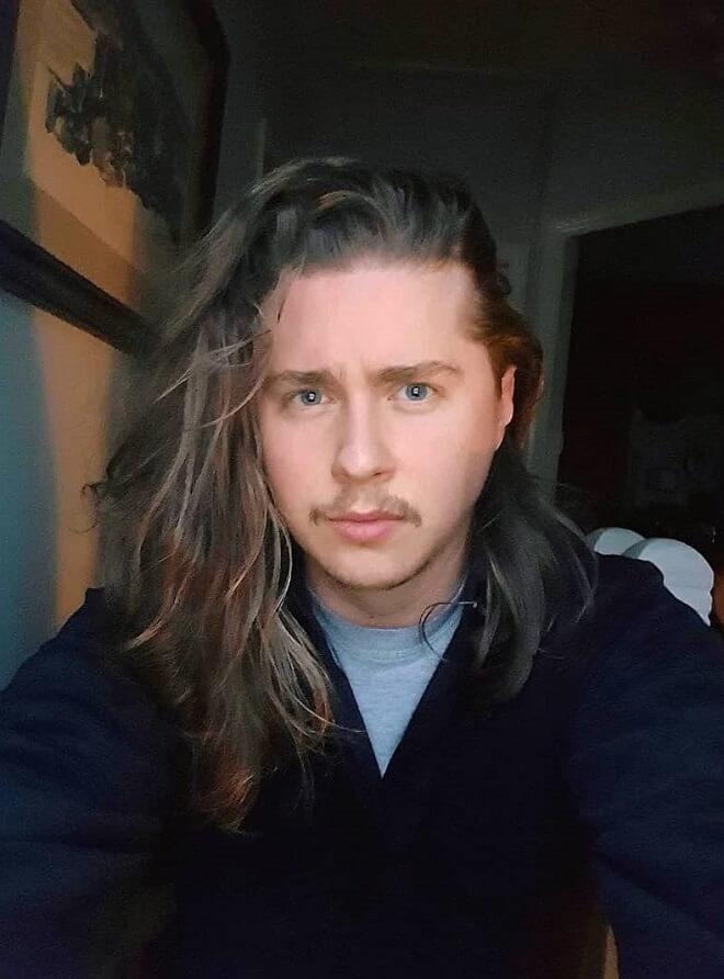 Long Hair Down