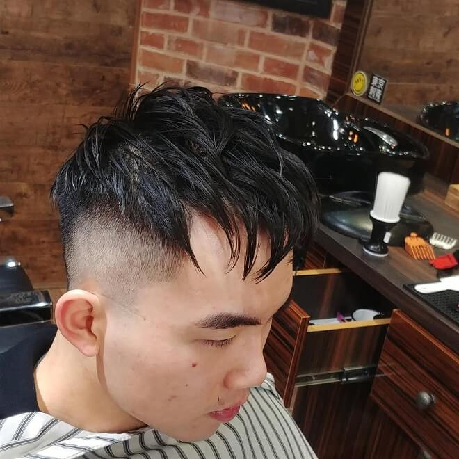 Mid Fade Style