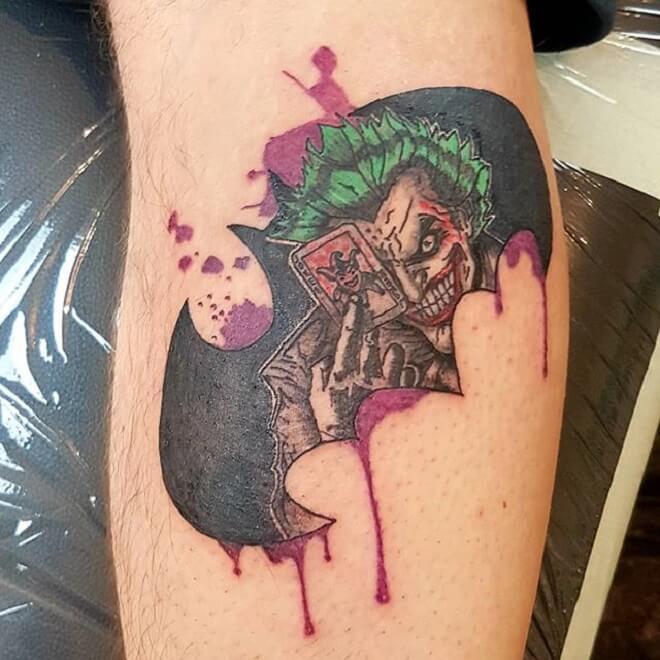 Modern tattoo