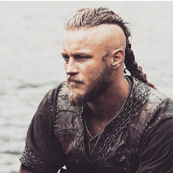 Ragnar Hairstyle
