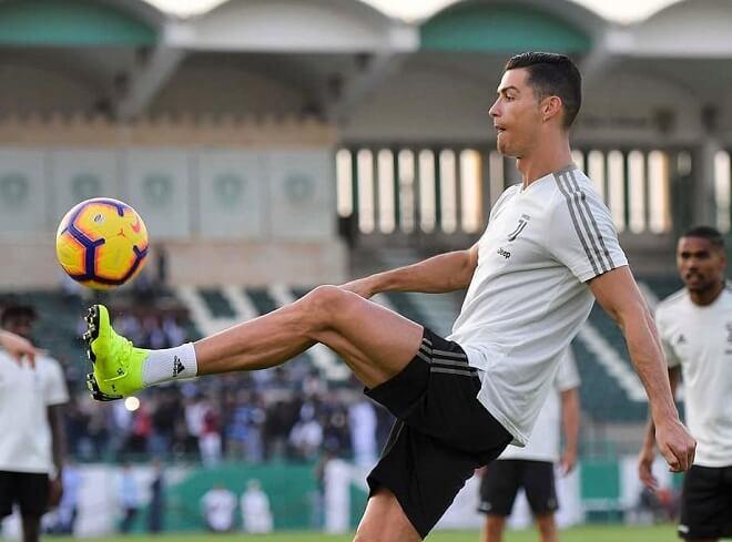 Ronaldo Haircut