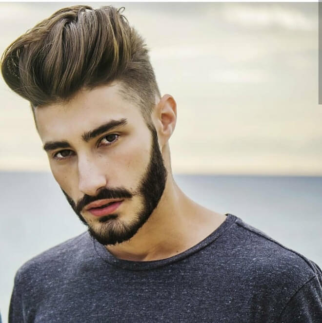 Top 30 Perfect Straight Hair Styles For Men Suitable Straight Hair 2019