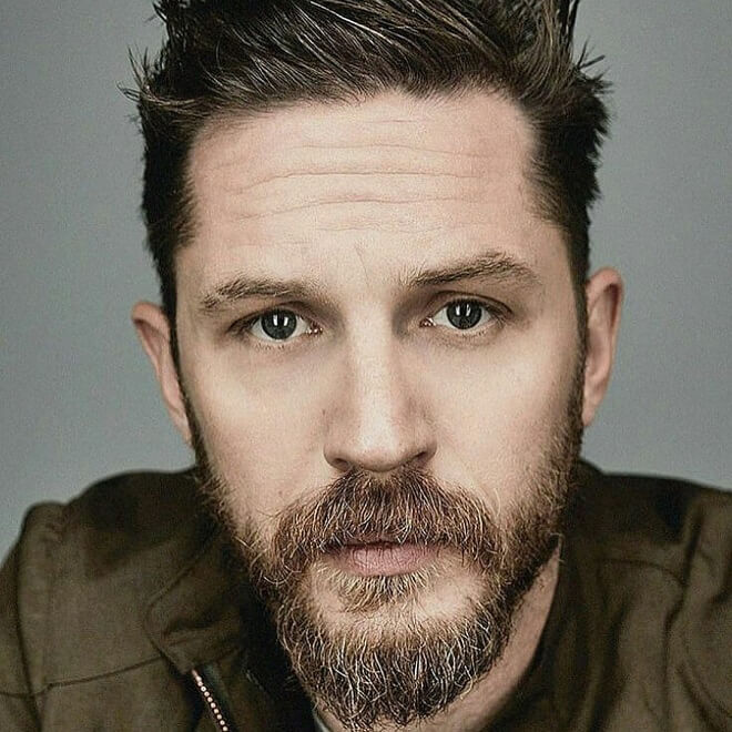 Tom Hardy Goatee Beard
