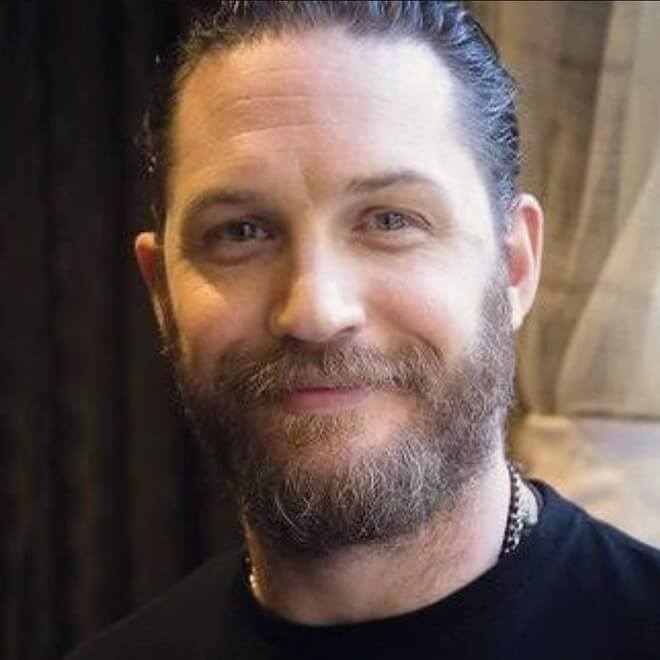 Tom Hardy Tempting Style
