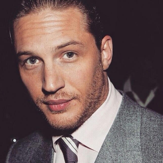 Tom Hardy Smart And Stylish Beard