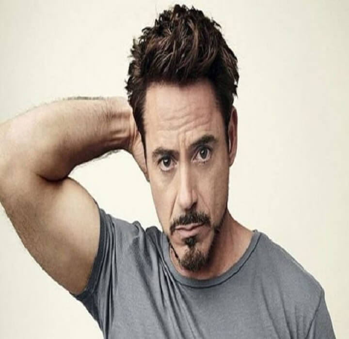 Brilliant Top 30 Cool Tony Stark Beard Styles Stylish Tony Stark Beard 2019 Natural Hairstyles Runnerswayorg