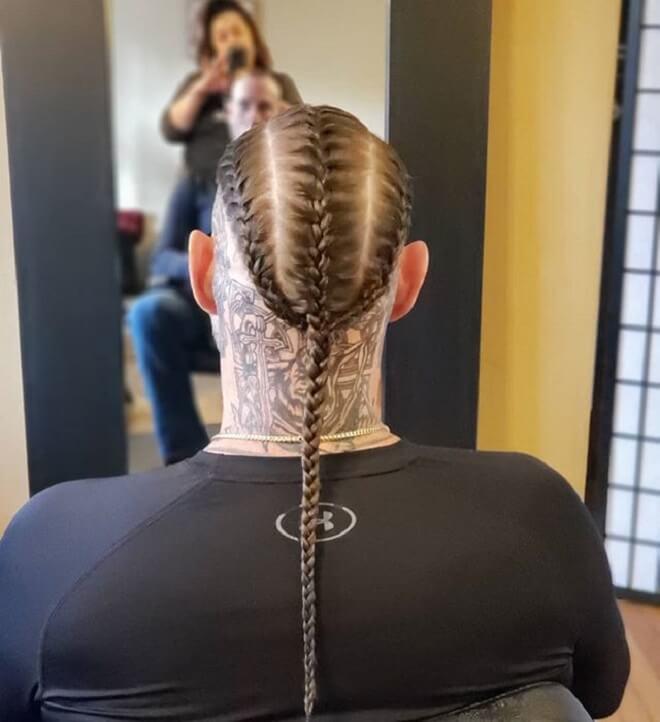 Viking Inspired Braid