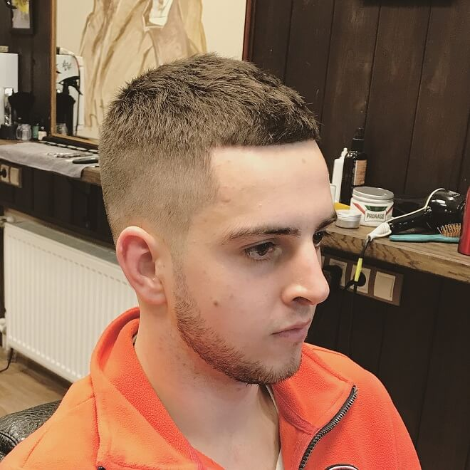 Accurate Caesar Haircut