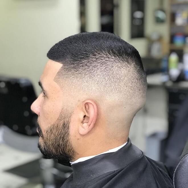 Top 30 Cool Fade with Beard Styles | Attractive Fade with