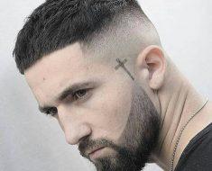 Caesar Haircut
