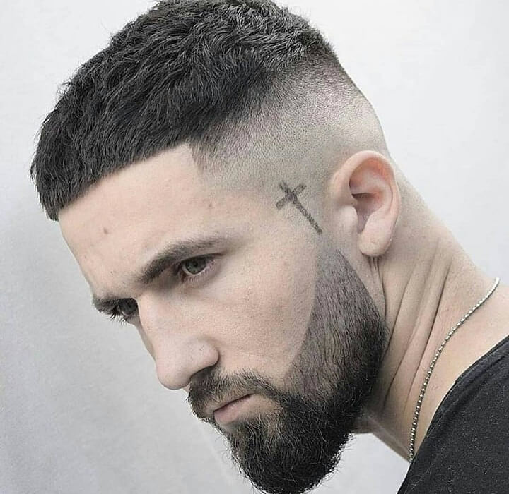 Marvelous Top 30 Stylish Caesar Haircut Ideas Modern Caesar Haircut Of 2019 Natural Hairstyles Runnerswayorg