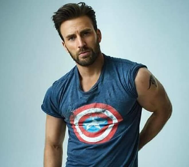 Captain America Comb Over Hairstyles