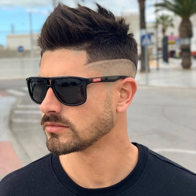 Clean Dapper Haircut