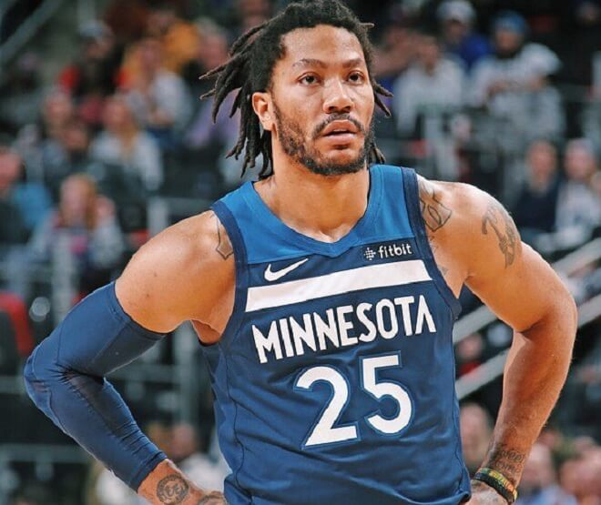 Derrick Rose Dread Styles
