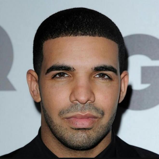Drake Buzz Cut