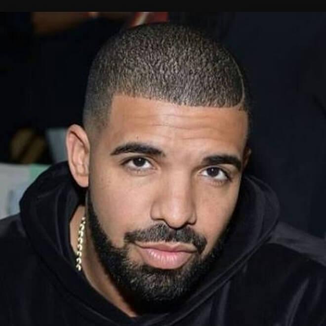 Drake Haircut With Beard Styles