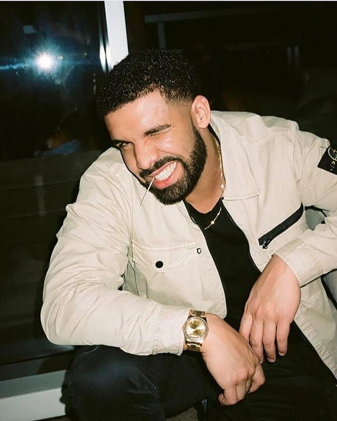 Drake Short Afro Hairstyles