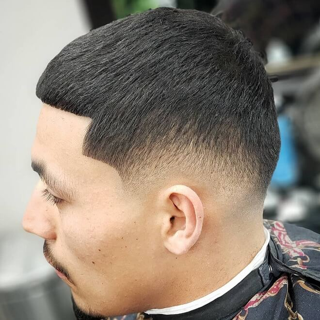 Fade With Short Hair
