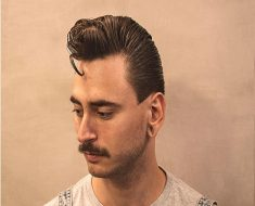 Greaser Hairstyles