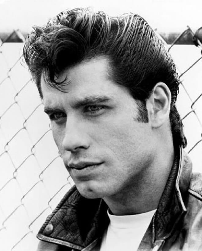 Greaser Rock N Roll Hairstyles