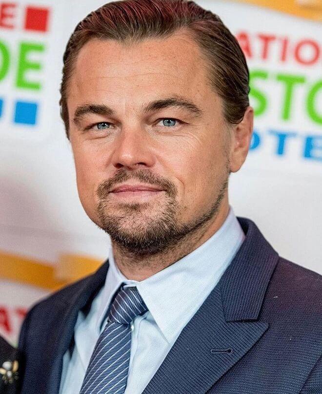 Leonardo Dicaprio Hairstyles With Beard Styles