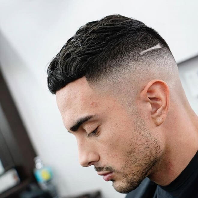 Line Up Hairstyle