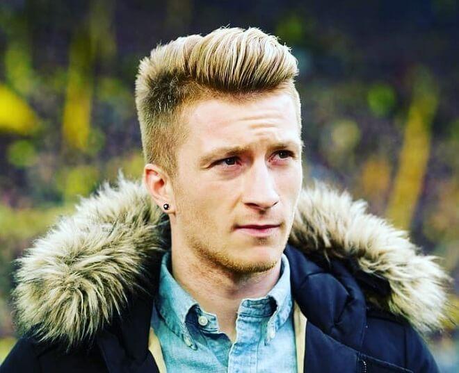 Marco Reus Blonde Hair