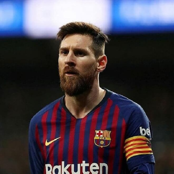Messi Medium Beard