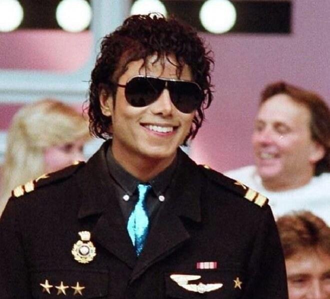 Michael Jackson Jheri curl hairstyle