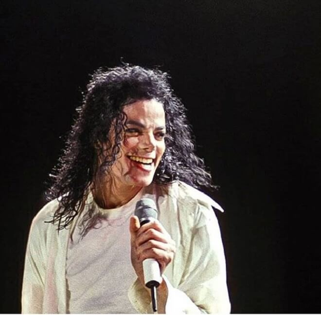 Michael Jackson Long Hairstyles