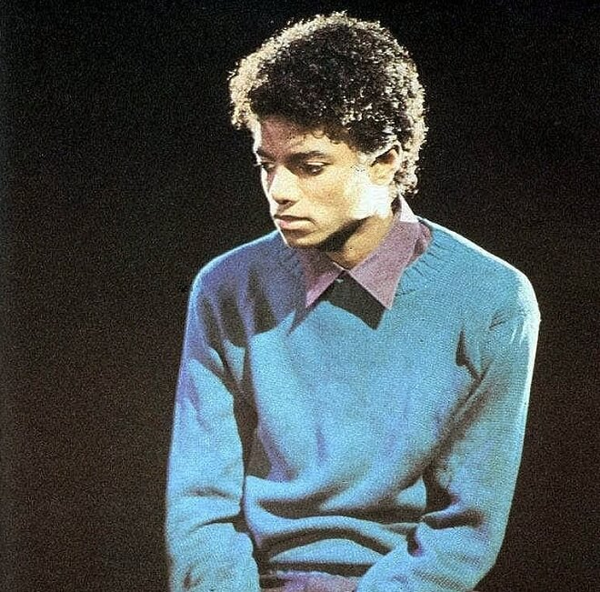 Michael Jackson Teen Hairstyles