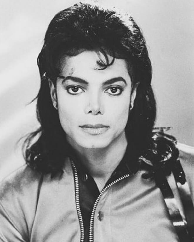 Michael Jackson Young Hairstyles