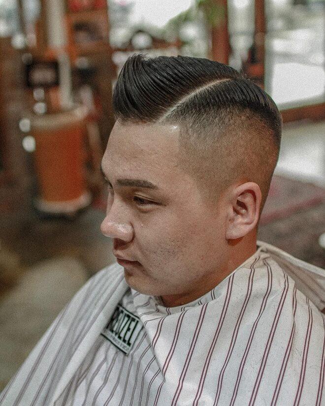 Top 30 Best Razor Fade Haircut Styles   Stunning Razor Fade