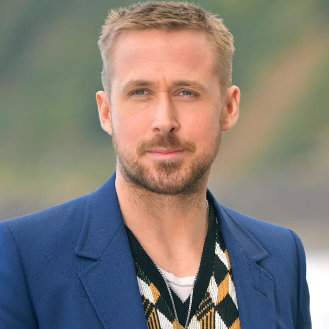 Ryan Gosling Crew Cut