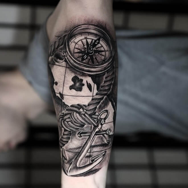 Sailor Tattoo