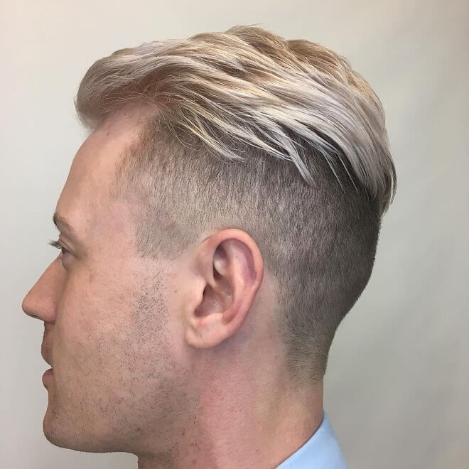 Slick And Dapper Fade